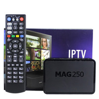 Mag 250 254 IPTV Android Smart TV Box Video Channels Set Top...