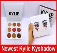 Бургундский ПАЛИТРА | KYSHADOW Дженнер Новые Kyshadow Eyeshadow Вашей Мечты макияжа Тени бесплатная доставка