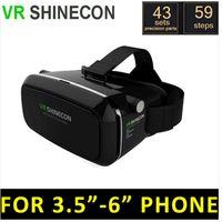 Google Cardboard VR BOX II 2. 0 VR Virtual Reality 3D Glasses...