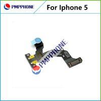 100% Garantie caméra avant d'origine avec capteur Flex câble ruban pour iPhone 5 5G Expédition rapide