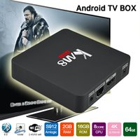 KM8 PRO MX Android TV Box Amlogic S912 Octa Core MXQ 2G 16G ...