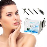 4 in 1 spa hydra facial diamond microdermabrasion peeling ma...