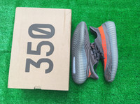 2016 New release Kanye Shoes Sneakers Sply 350 Shoes Stripe ...