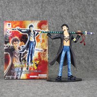 18cm One Piece Roronoa Zoro Stand PVC Action Figure Doll Col...