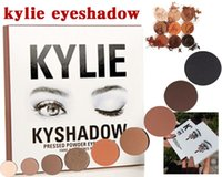 pre- sale new Kylie Eyeshadow Cosmetics Jenner Kyshadow press...