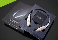 Bluetooth-гарнитура HBS900 HBS 900 HBS-900 Наушники-вкладыши с шумоподавлением LG L G Tone Infinim LG шейным ободом Наушники с розничным пакетом