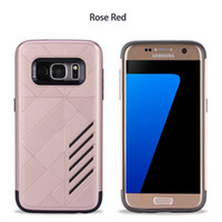Armor Rose Gold Cell Phone Cases For Samsung Galaxy Note 7 S...
