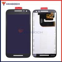 Pour Motorola Moto G3 XT1544 XT1550 XT1540 XT1541 XT1543 LCD sans écran Cadre écran tactile Digitizer Assemblée Expédition gratuite Replacements