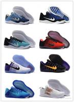 Wholesale Cheap Kobe 11 Mens Basketball Shoes Kobe XI Elite ...