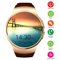 KW18 Smartwatch MTK2502C 1. 3Inch IPS Screen Bluetooth Fitnes...