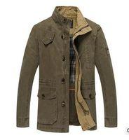 2016 Autumn And Winter New Men Jacket Wholesale Cotton Slim ...