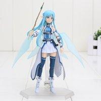 Sword Art Online 2 Figure Asuna Figma 264 PVC Action Figure ...