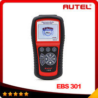EBS301 ELECTRONIC BRAKE SERVICE TOOL AUTEL MaxiService OBDII...