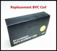Bobines de rechange de tête de bobine BVC pour atomiseurs BDC CE5 CE5S ET ETS BDC Vivi Nova Mini Vivi aNova BVC Clone de bobines