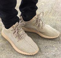 With Box Best Quality 1: 1 Kanye West 350 Boost Sneakers Trai...