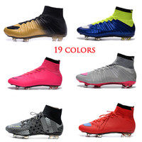 Free Shipping Cheap Top Mercurial Superfly FG Soccer Shoes B...