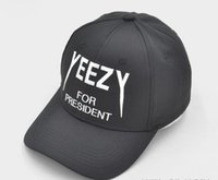 Kanye west yeezus y z y snapback hats caps 2016 New mens wom...