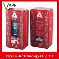 1: 1 iJoy Limitless RDTA 4ml Drip & Tank2 in 1 For Hybrid Top...