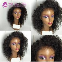 Synthetic Lace Front Wig With Baby Hair High Quality Synthet...