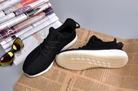 Boost 650 Men Womens Running Shoes sports Sneakers Pirate Bl...