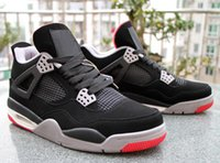 High Quality J 4 Retro Toro Bravo Bred Green Glow Oreo Black...