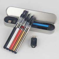 OIL Atomizer Pen Kit Tin Packing Bud Touch Vape O pen Kits 5...