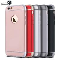 Pour iPhone 7 6 6 Plus Cas Ultra-mince Luxe Résistant aux chocs 3 en 1 Armor Snak Hard Case Housse pour Samsung S7 iphone 7 plus 7plus