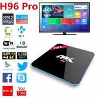 H96 PRO Amlogic S912 Octa Core 2G 16G Android 6. 0 TV Box WiF...