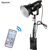 Aputure Luce Tempesta COB 120t CRI97 + 3000K 135W LED Luce Video Fotografia luce portatile continuo Studio con Bowens Mount D4356