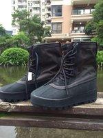 2016 950 Boost Moonrock Pirate Black Boots For Women Men Kan...