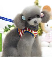2016 Wholesale pet harness 2 color Navy traction belt dog su...
