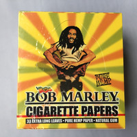 Marley Cigarette Rolling Papers 50booklets Lot Smoking Slow ...