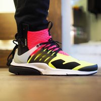 ACRONYM x Air Presto MID Mens Running Shoes Trainers High To...