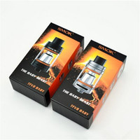 Smok TFV8 Baby Tank 3ml Top Refilling MicroAtomizer The Baby Beast SubOhm TFV8 Baby Tank Fit Fit Baby-Q2 Baby-T8 Baby-X4 Bobine Head