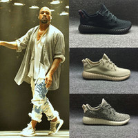 Kanye Shoes 350 Boost Pirate Black Oxford Tan Turtle Dove Mo...