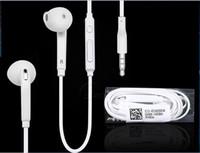 Earphones For Samsung Galaxy S6 Earbuds S7 headphone earphon...