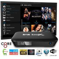 Andriod TV Box 2GB 8GB Intbox I8 Kodi Marshmallow Amlogic S9...
