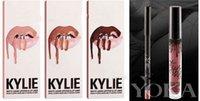.Prix de vente Kylie lèvres Velvetine Liquid Matte Rouge à lèvres en velours Rouge Maquillage envoi rapide par dhl article