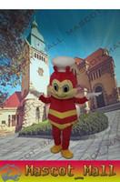 MALL121 Custom Jollibee In Philippines Animal Mascot Cartoon...