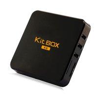 RK3229 Android Smart TV BOX K6 Quad Core 2G 16G Stream Sport...
