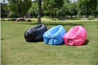 Top Quality Lamzac Fast air Inflatable sleep bag Instantly l...