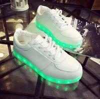 2016 led light sneaker Led shoes Light up Men Shoes Men Grow...