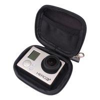 Andoer Mini portatile di protezione EVA Nero Borse da fotografia Custodie per GoPro Hero4 / 3+ / 3/2 D1595