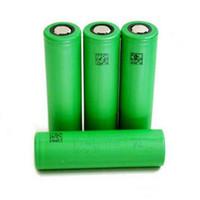 18650 baterías recargables VTC5 para la batería US18650 VTC3 VTC4 del li-ion de Sony contra la batería recargable del aa libera el envío