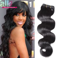#1b colored Hair weft Wavy Brazilian body wave Remi Human Ha...