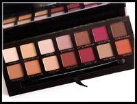 Mode et populaire Anas Artist Palette palettes de fard à paupières 12 couleurs EYESHADOW palette expédition Eye Shadow gratuit