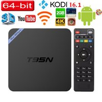 T95N Mini M8S Pro Amlogic S905X 2GB 8GB Android 6. 0 Android ...