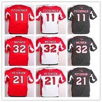 2016 Hottest Elite Football Stitched Cardinals 11 Fitzgerald...
