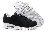 Black White Men' s Fashion Design 90 Running Shoes 2016 ...