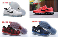 Top Quality Mens Max 2017 Running Shoes Fashion Style air ma...